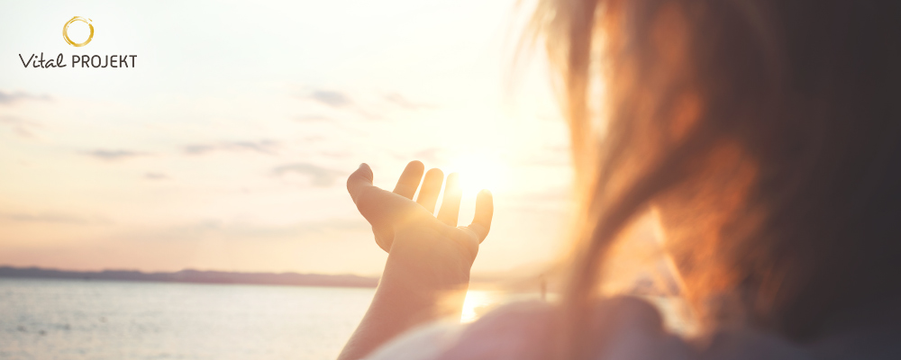 Einfluss des (Sonnen-)Lichtes auf die Energiearbeit